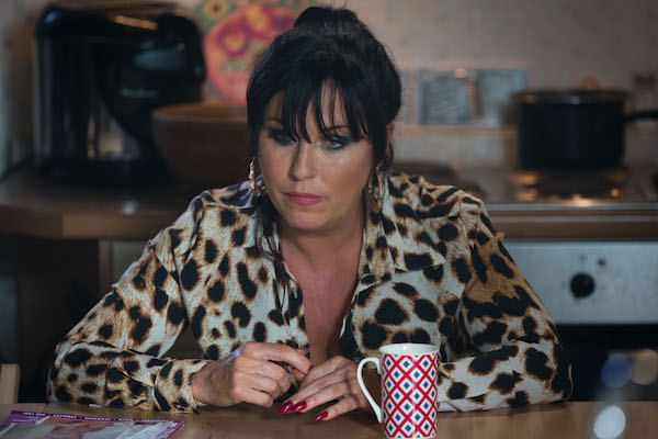 EastEnders SPOILER: Hayley feels the full force of Kat's venom
