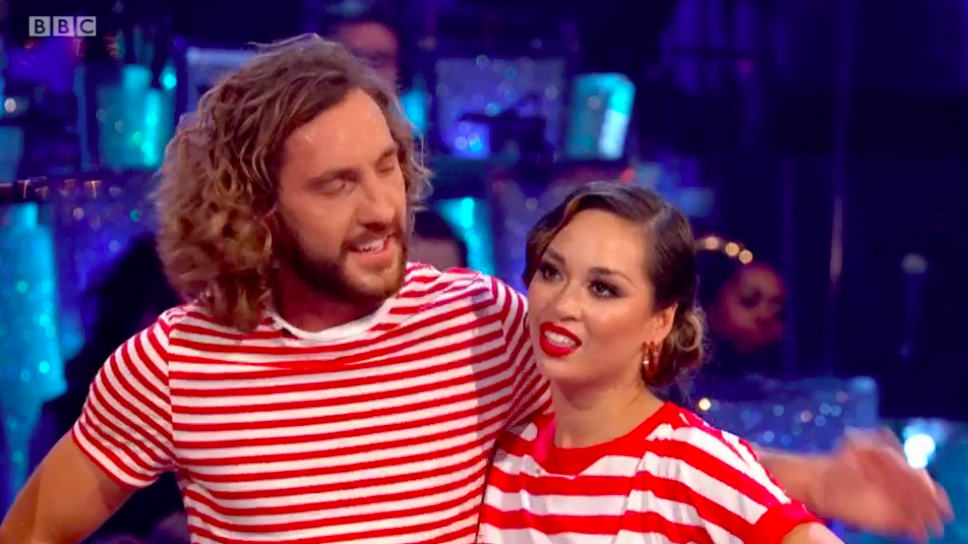 Strictly ratings soar to 11.9 million after Seann and Katya kiss drama