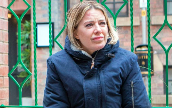 Corrie's Sally Carman auditioned for THREE other characters