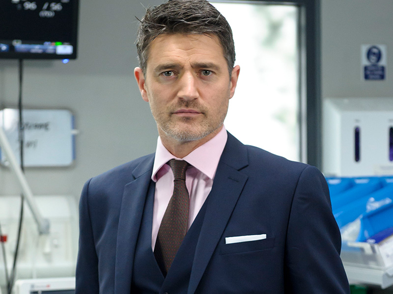 Strictly winner and Casualty fave Tom Chambers joining Emmerdale