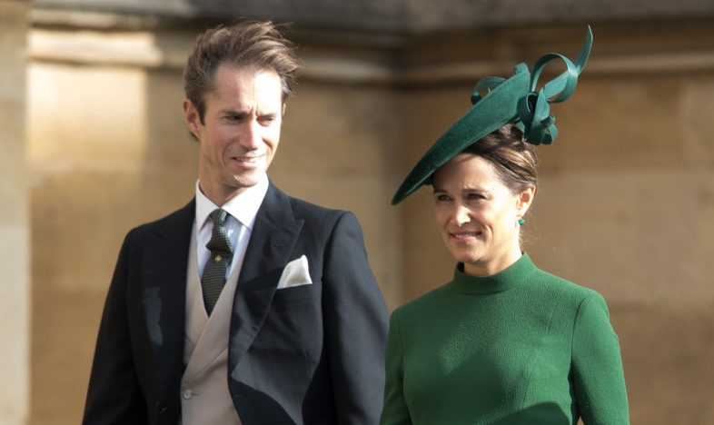 Pippa Middleton Has Given Birth To A Baby Boy!