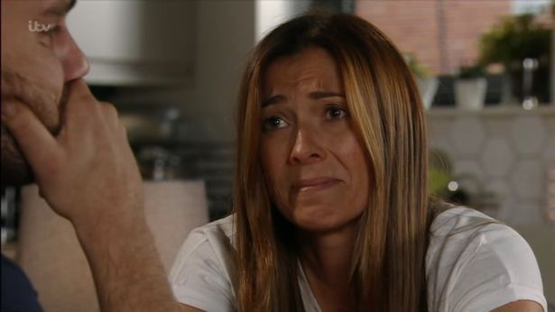 """Corrie fans turn on """"hypocrite"""" Michelle as she favours Ryan over Ali"""