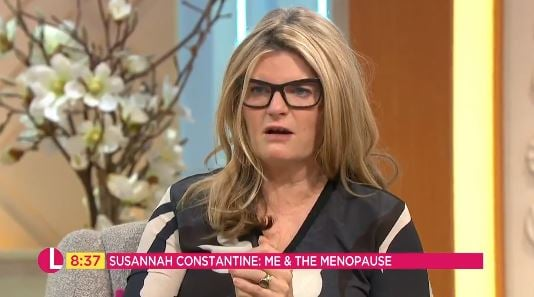 Susannah Constantine reveals truth behind Strictly tears