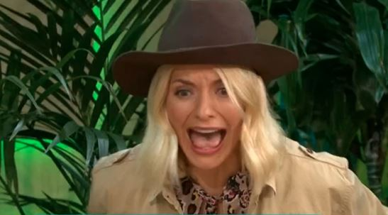 Holly Willoughby will not be replaced on I'm A Celebrity