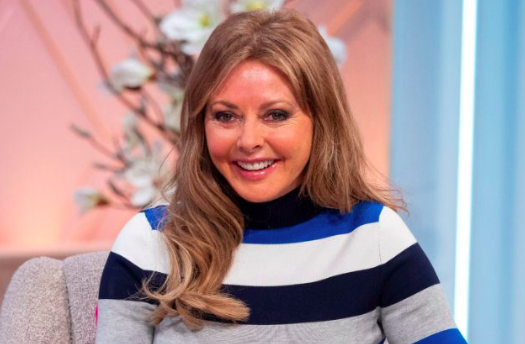 Carol Vorderman reveals long friendship with Lorraine ahead of covering show