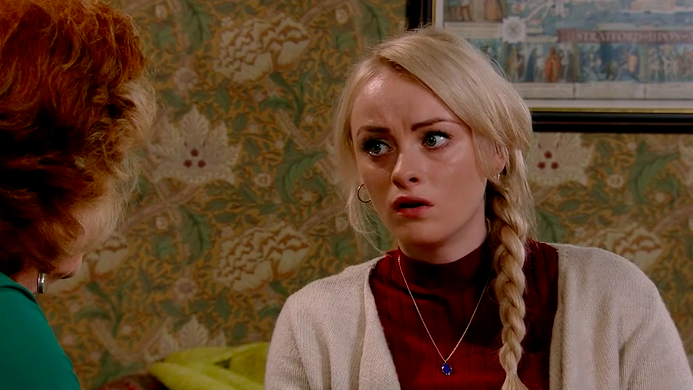 Coronation Street fans terrified Sinead Tinker will die at Christmas