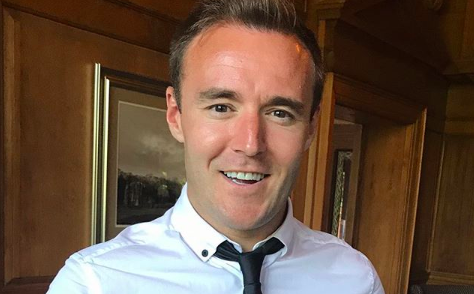 Coronation Street's Alan Halsall reveals if he is leaving the soap
