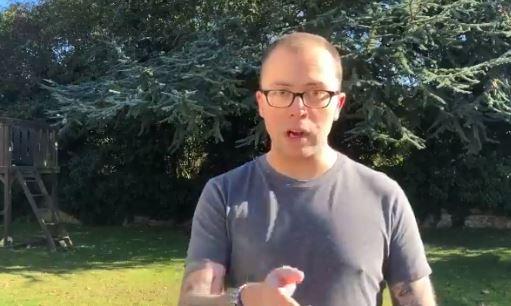 Joe Tracini says ex-Hollyoaks co-star Emmett J. Scanlan saved his life
