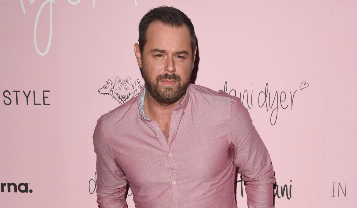 Danny Dyer shares adorable pic of 'mini-me' son to mark special occasion