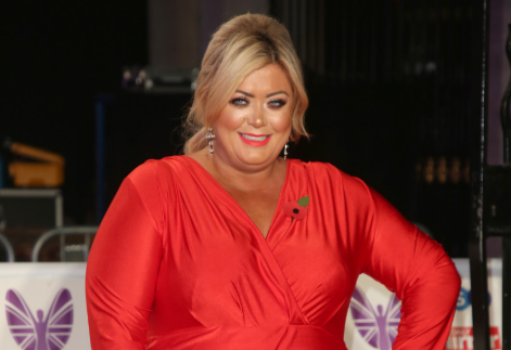 Gemma Collins gives a sneak peek at 'first Dancing On Ice routine'