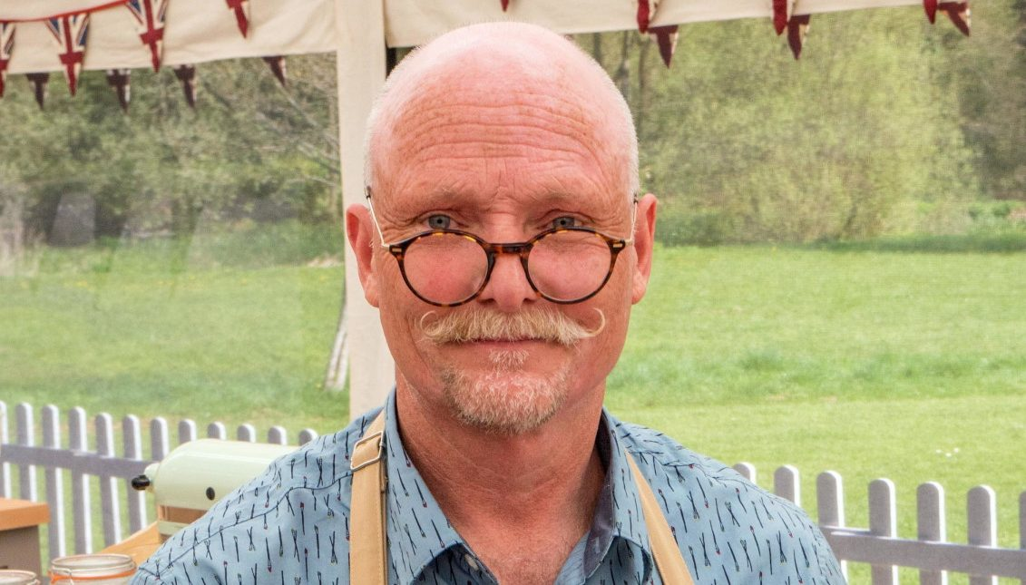 Great British Bake Off's Terry Hartill pens emotional letter to viewers