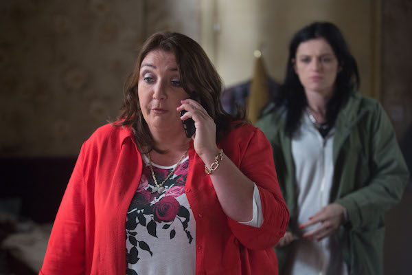 Bev's sneaky plan for Hayley's baby in EastEnders