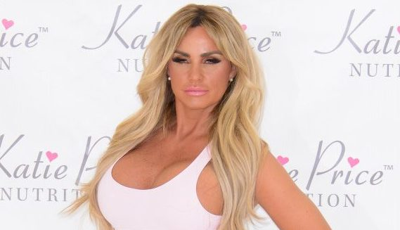 Katie Price's 1am marriage proposal on social media