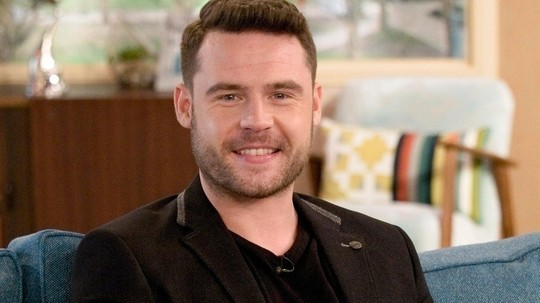 Danny Miller confesses he's already eaten all the chocolates in his advent calendar