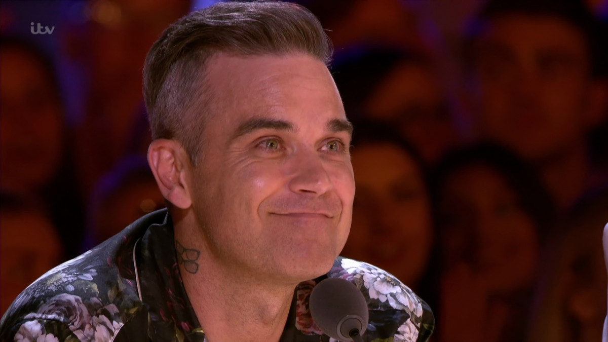 Robbie Williams lays out his demands for return as X Factor judge