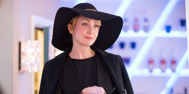 Lysette Anthony says Hollyoaks crying scenes help get over real life rape