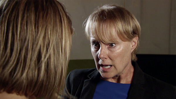 Coronation Street's Sally Dynevor couldn't watch Sally's breast cancer storyline