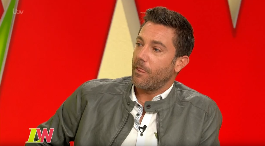 Gino D'Acampo leaves Loose Women in hysterics with masturbation remark