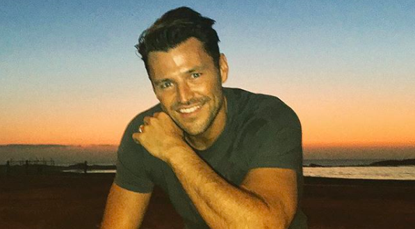 """Mark Wright shares family picture and fans are blown away by """"gorgeous"""" group"""