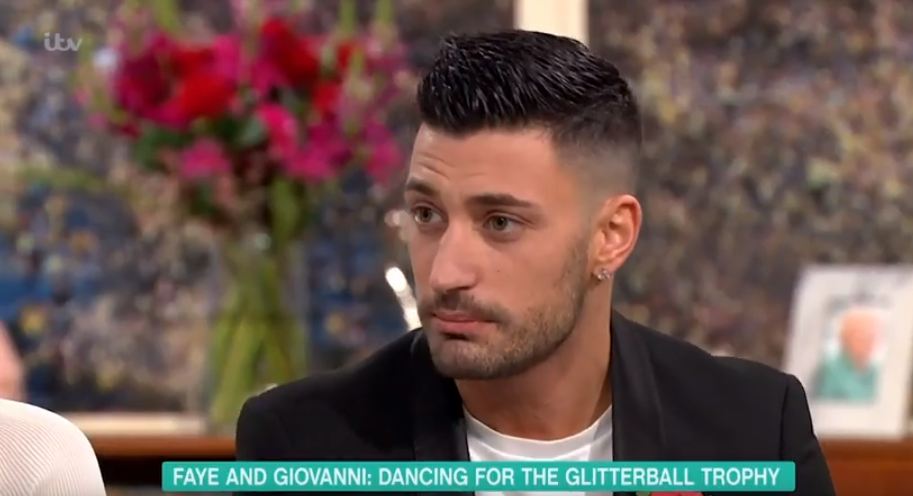 Strictly's Giovanni Pernice addresses Ashley Roberts romance rumours