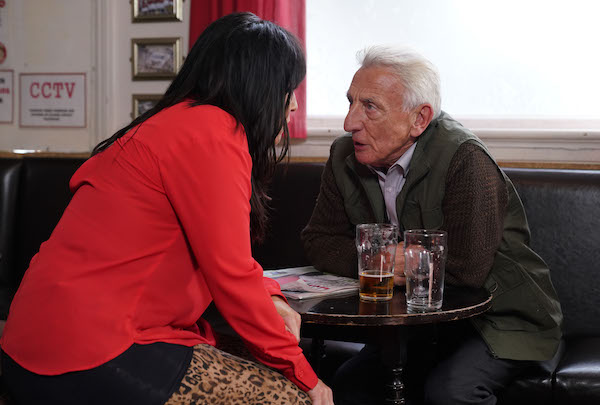 the bill legend set to appear in eastenders as part of kat