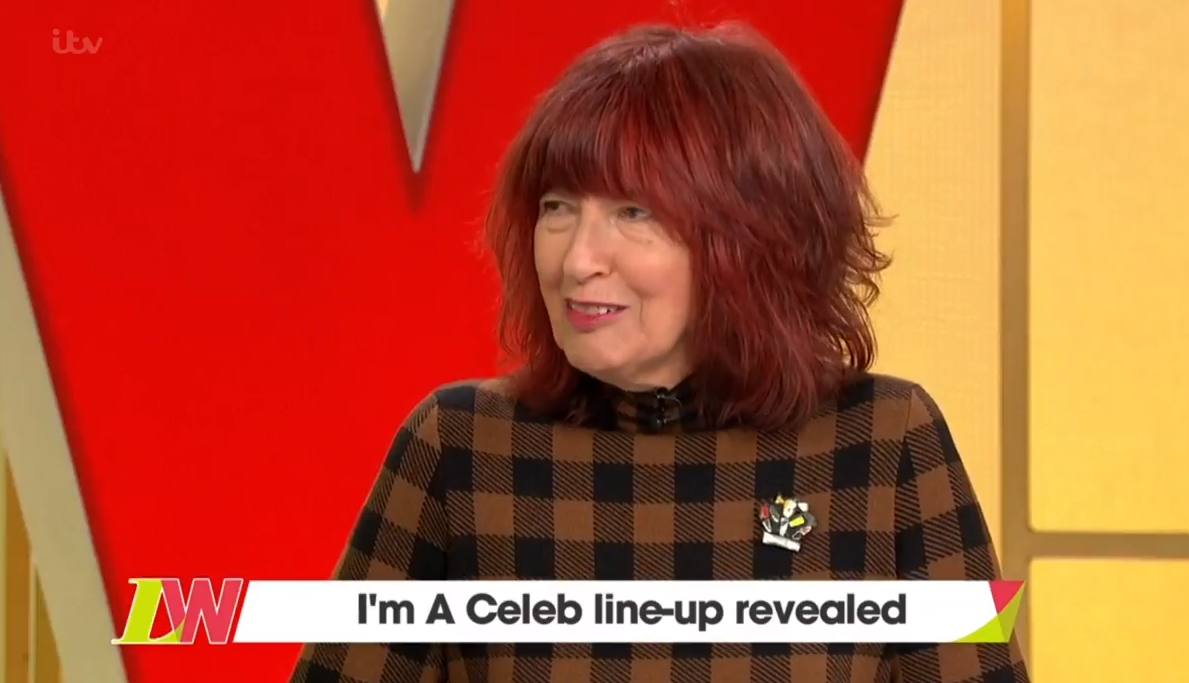 Janet Street-Porter reveals I'm A Celebrity producers asked her to get royal secrets out of Paul Burrell