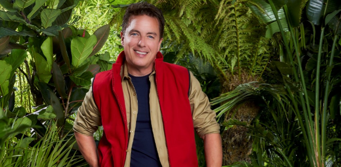 """John Barrowman reveals he's """"totally cool"""" with I'm A Celebrity's eating challenges"""