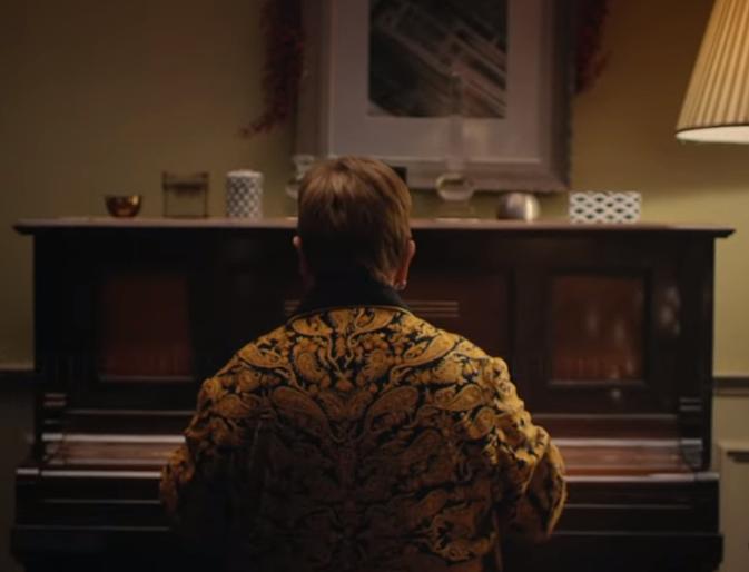 Sir Elton John stars in this year's John Lewis advert