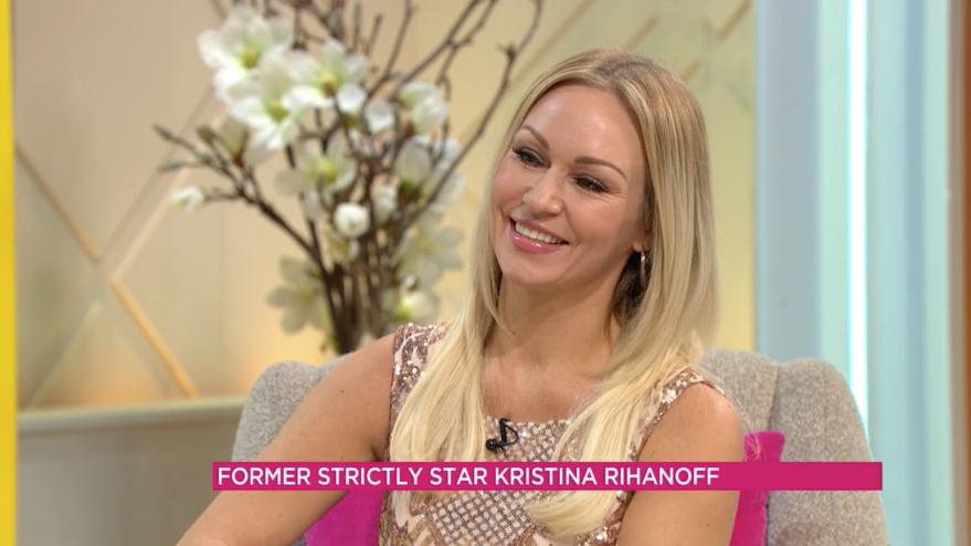 "Kristina Rihanoff dismisses Strictly ""curse"""