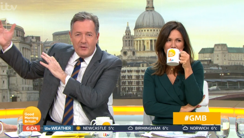 Piers Morgan says he would do I'm A Celebrity for £10 million