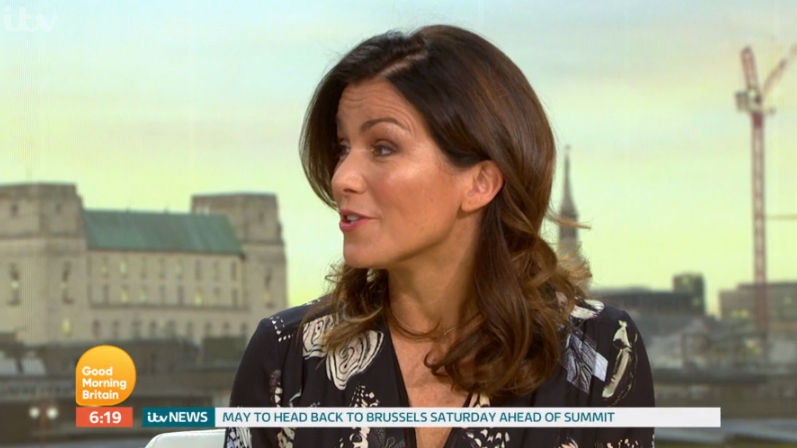 Susanna Reid reveals when she knew her relationship with ex would end