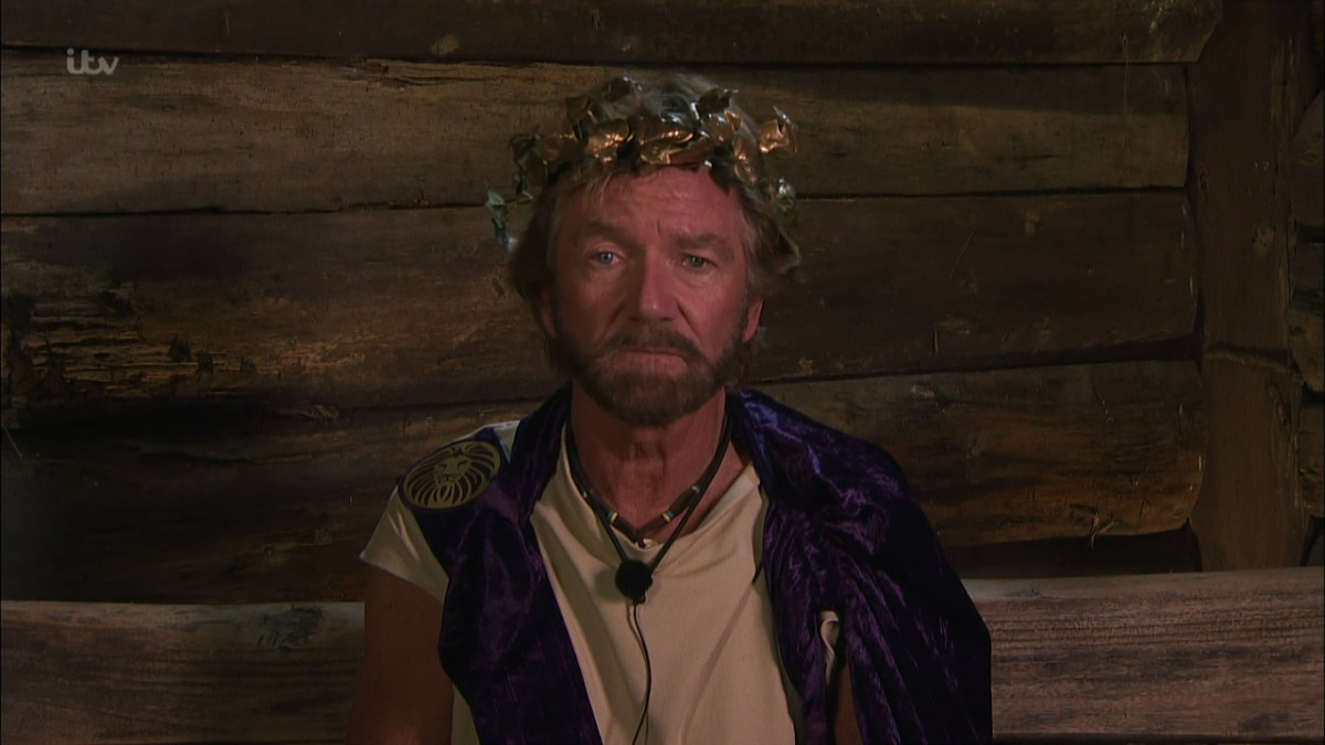 Fans react to campmates clashing with Noel Edmonds