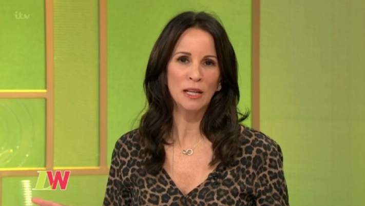 Andrea McLean forced to intervene as Carol McGiffin and Nadia Sawalha clash