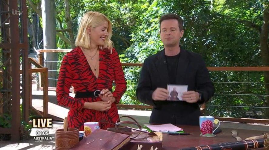 Dec Donnelly takes swipe at I'm A Celeb's Noel Edmonds over meditation CD