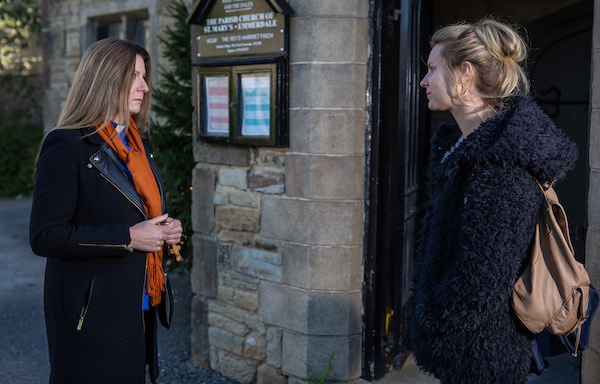 Emmerdale SPOILER: Harriet gets an unwanted blast from the past