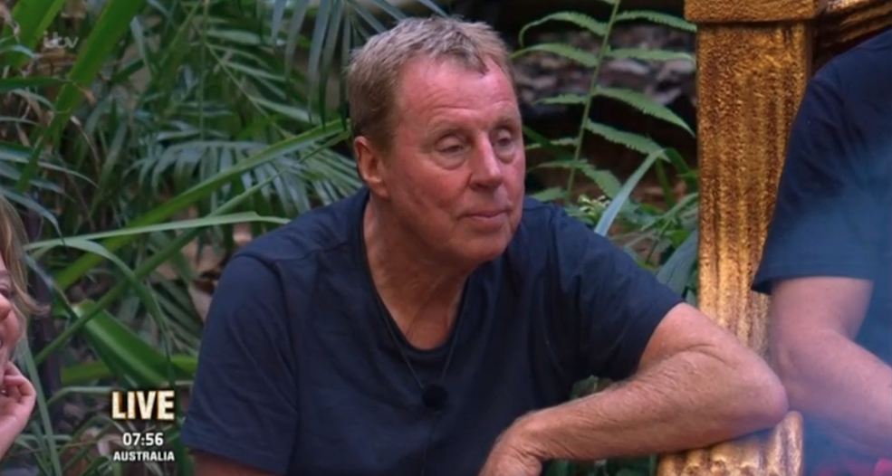 Harry Redknapp is favourite to win I'm A Celebrity tonight