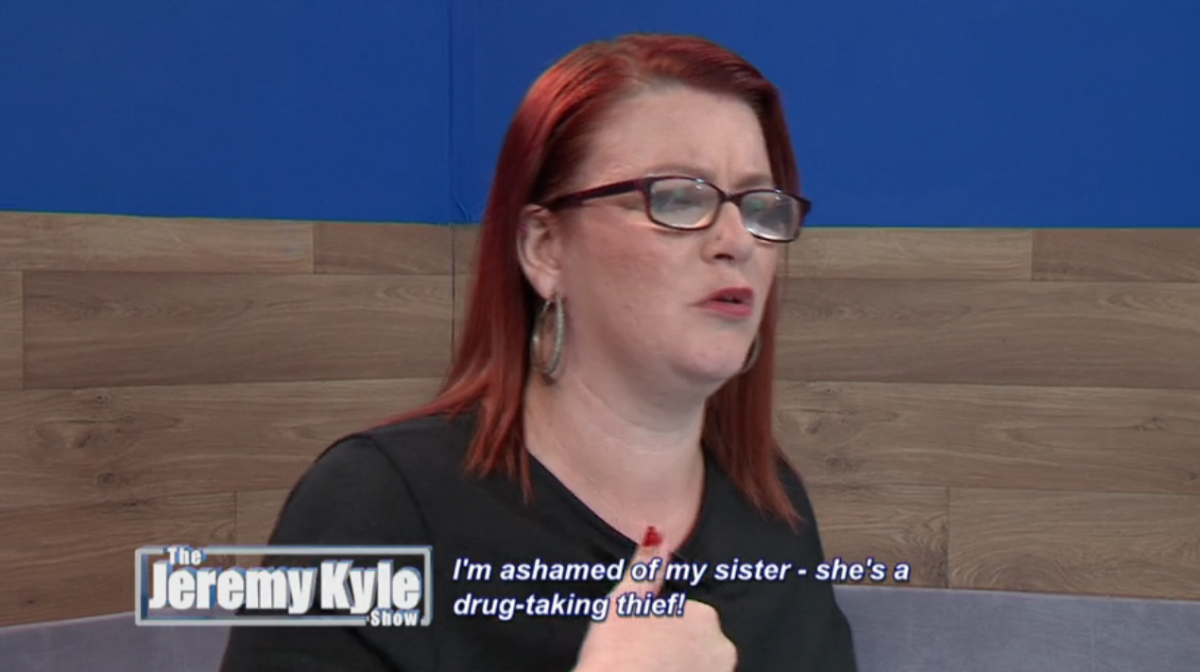 Jeremy Kyle viewers gobsmacked by guest's near toothless appearance