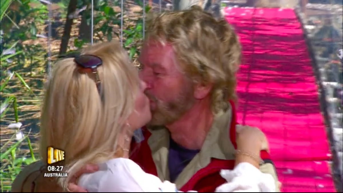 Noel Edmonds denies feud with Holly Willoughby
