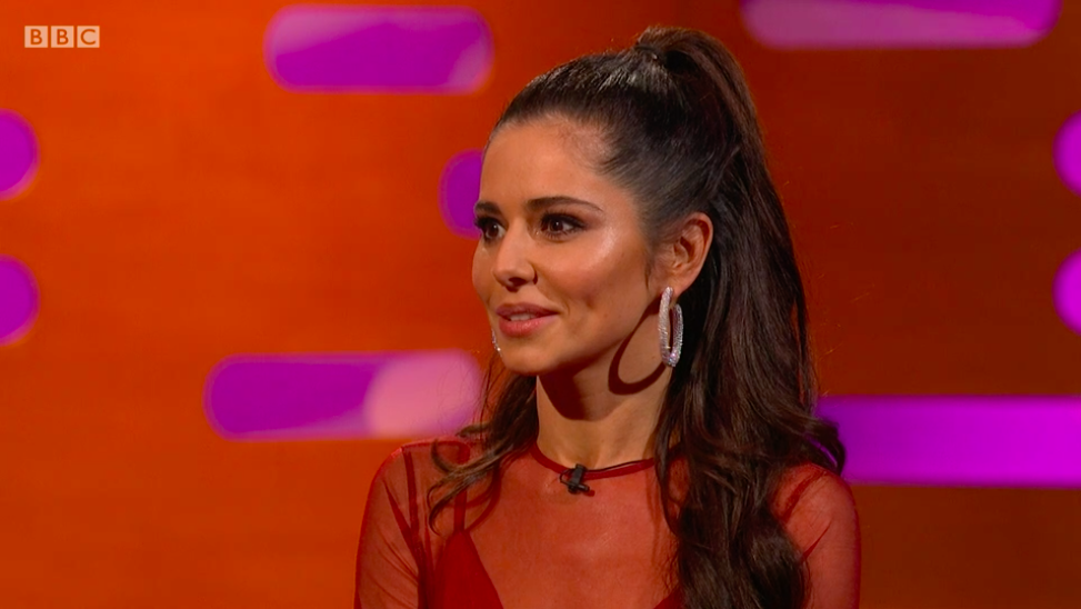 Cheryl denies claims of feud with Strictly's Oti Mabuse