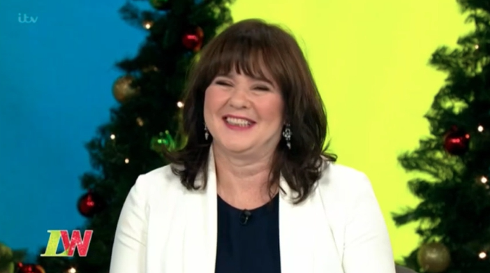 Loose Women audience chant Coleen Nolan's name as she makes return