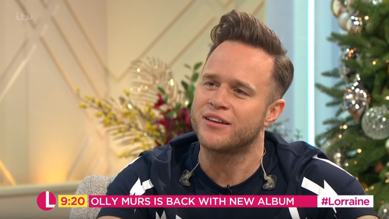 Olly Murs reveals his estranged twin brother still won't speak to him