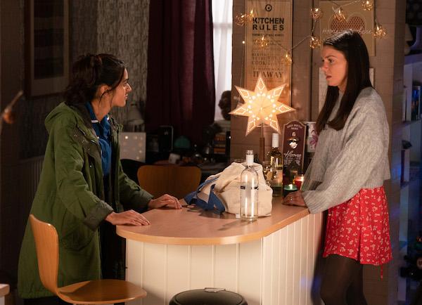 Coronation Street SPOILER: Kate cheats - with Adam!