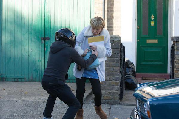 EastEnders SPOILER: Jean in danger?