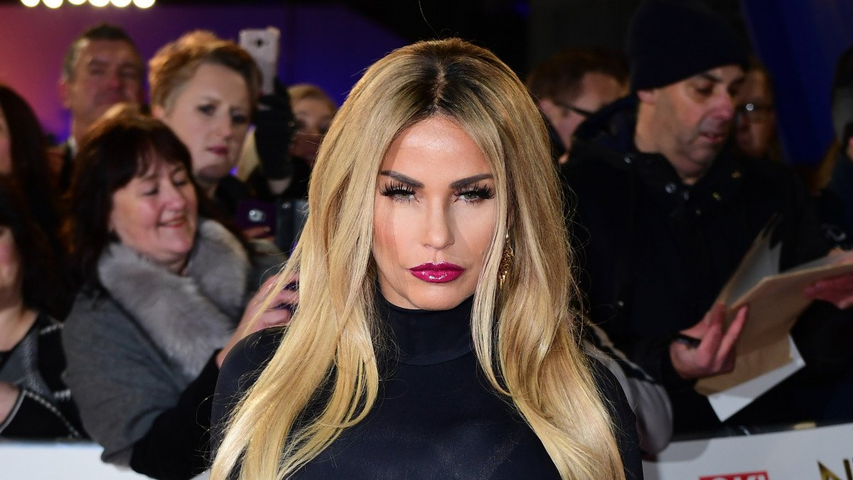 Katie Price reaches agreement with creditors to avoid bankruptcy