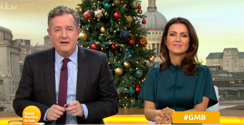 Piers Morgan's colleagues reveal how they cope with his rants