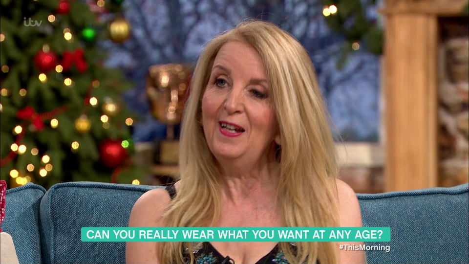 This Morning viewers mock Gillian McKeith for wearing see-through skirt