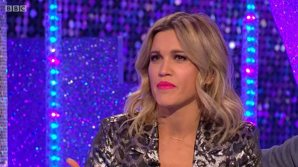 Ashley Roberts 'feels unwanted' on Strictly Come Dancing