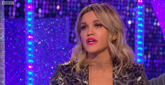 Ashley Roberts broke down on eve of Strictly final