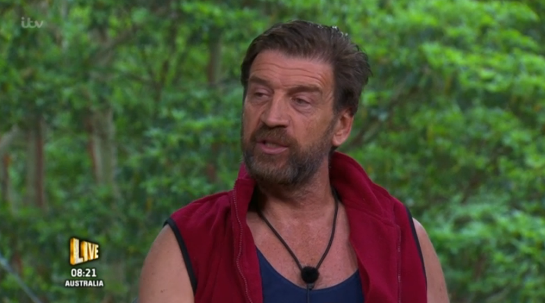 Nick Knowles 'wants to lose another stone after jokes about his budgie smugglers'