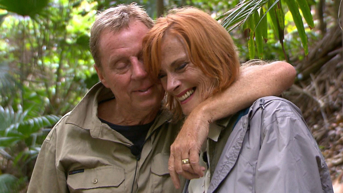 Harry's game. Redknapp wins I'm a Celebrity... Get Me Out of Here!